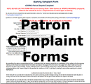 Link to complaint form
