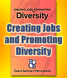 creating jobs and diversity brochure