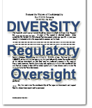 Diversity Regulatory Oversight PDF