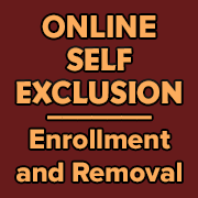 Self Exclusions for Online Gamblers