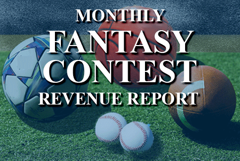 Fantasy Contest Revenue report