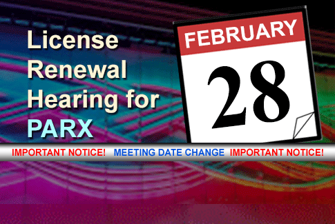 Greenwood Gaming / PARX License Renewal Hearing Feb 20 2019