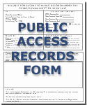 right to know forms pdf
